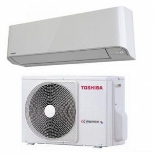 Toshiba Mirai R410A Classic - RAS-10BKV-E / RAS-10BAV-E oldalfali inverteres klíma